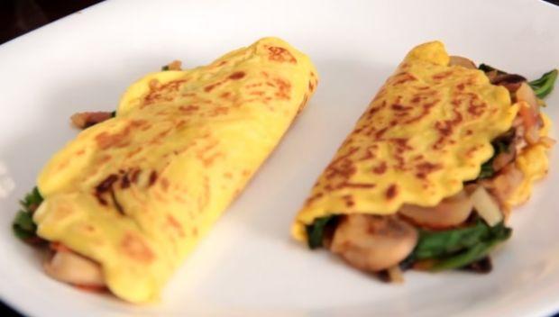 omeleteveg