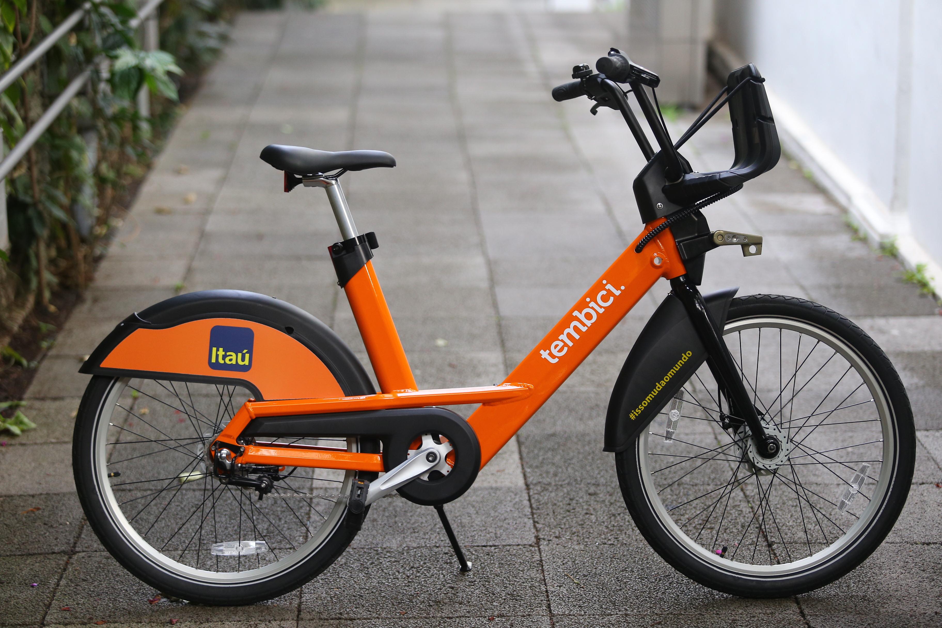Projeto compartilhamento bikes Itaú - Crédito SM2 Fotografia - 1